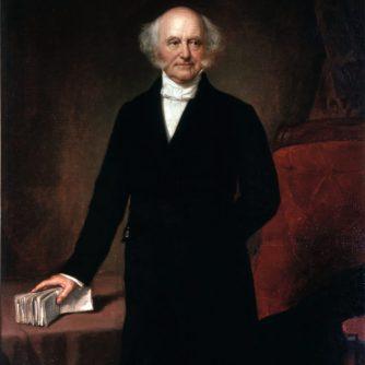 Martin Van Buren (1782-1862)