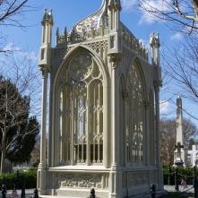 James Monroe's tomb, Richmond, Virginia.