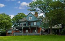 Sagamore Hill, Oyster Bay, New York.