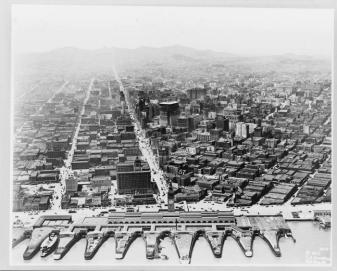 San Francisco, 1922