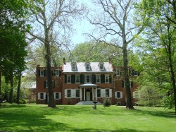 Wheatland, Buchanan's home