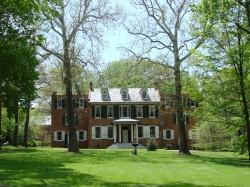 Wheatland, Buchanan's home