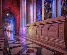 The Wilson Tomb, Washington National Cathedral.