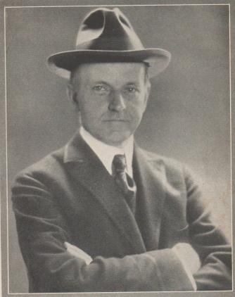 Cal Coolidge (1872-1933)