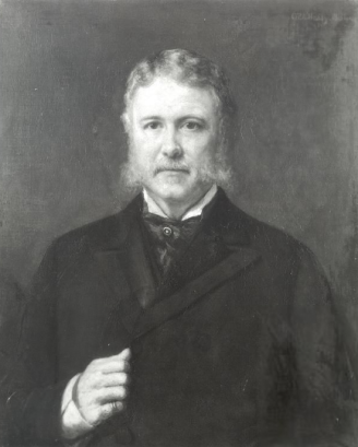 A young Chester Arthur