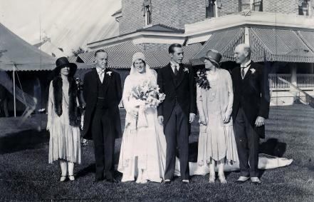 Coolidge Wedding 1929 001