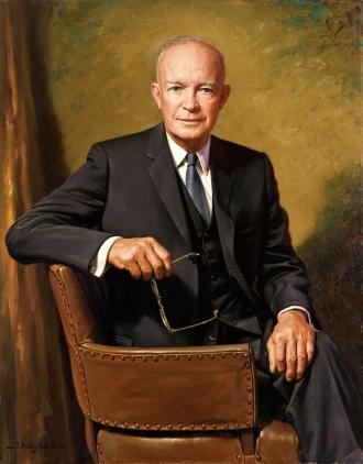 """""""Ike"""" Eisenhower (1953-1961)"""