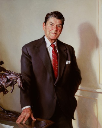 """Ron"" Reagan (1981-1989)"