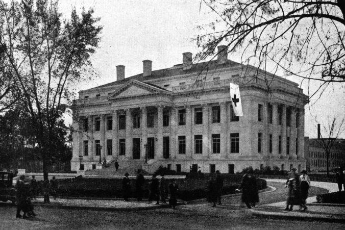 American_Red_Cross_headquarters_1922
