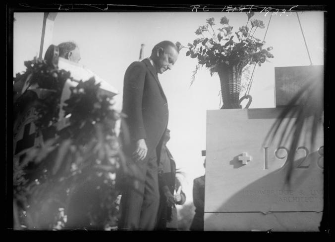 CC-memorial-cornerstone-dedication-may1928