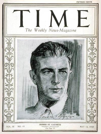 Homer-Saint-Gaudens-Time-cover