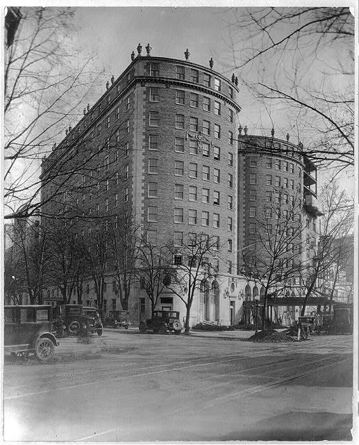MayflowerHotelDC-1925