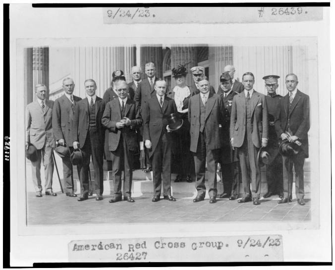 RedCross-officials-1923