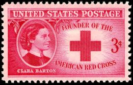 Clara Barton's work, inspired by Florence Nightingale during the Crimean War, sparked the truly international movement for ministering to the wounded and broken -- not just in body but in mind and soul.