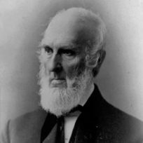 John Greenleaf Whittier, poet, abolitionist and reformer, one of the firmest friends of civil rights