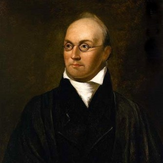Associate Justice Joseph Story, appointed by President Madison, author of a still much studied Commentary on the Constitution, remained a leading force on the Marshall Court.
