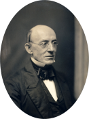"William Lloyd Garrison, driven to not merely phase out slavery but eradicate it from the roots up inflamed more than generation with the zeal to transform society by shaking the world by the scruff of the neck from its complacency and apathy. Garrison had no tolerance for ""comfort zones."""